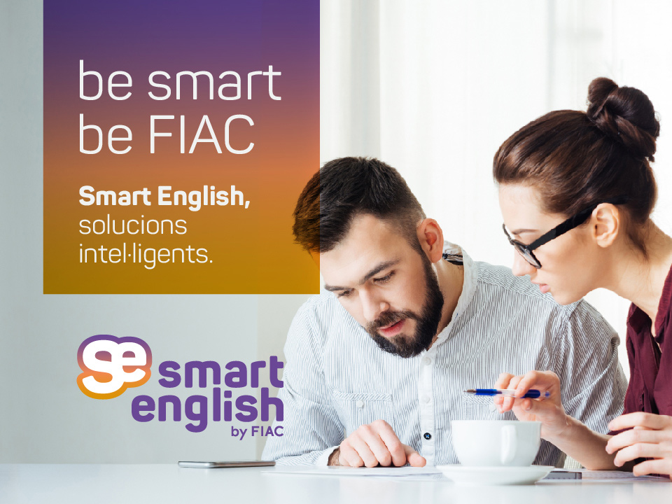 Smart English. Per 100 € al mes, tant d'anglès com vulguis